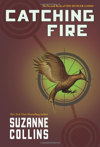 catching Fire by Suzanne Colins