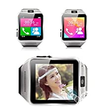 buy Zthy Gv08 Bluetooth Smartwatch Smart Watch Phone Touch Screen 1.54 Inch Dialer Camera For Android Samsung Htc Lg