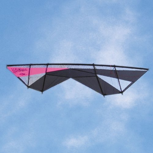 Revolution Supersonic Quad Line Stunt Kite Aqia Black Made in the USA