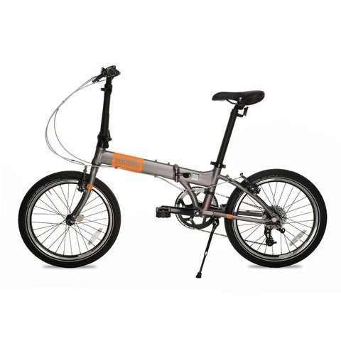 MOBIC Fusion X9 Folding Bike - Fast SRAM Shifters Aluminum Frame/Fork