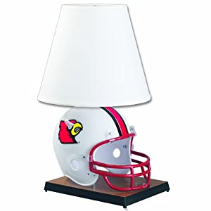NCAA Louisville Cardinals Helmet Lamp