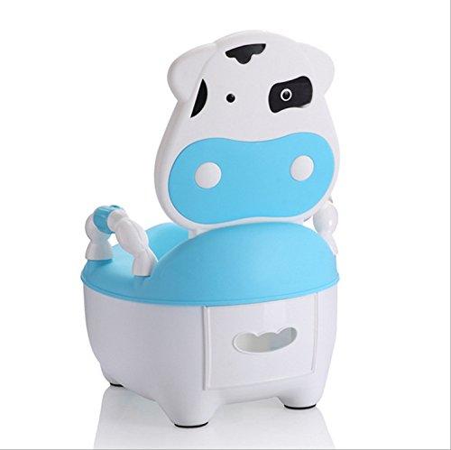Enfant taille toilette tiroir bébé bébé toilette , blue