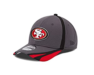 NFL San Francisco 49ers Graph Training Cap, Medium/Large