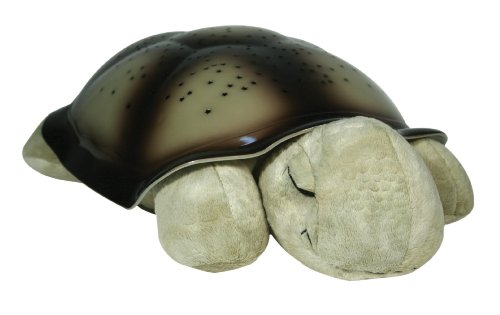 Cloud B Twilight Constellation Night Light Turtle, Classic Mocha (Discontinued By Manufacturer)