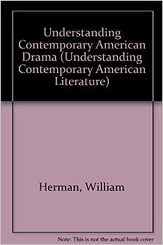 essays on contemporary american drama