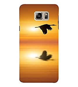 EPICCASE Beautiful Nature Mobile Back Case Cover For Samsung Note 6 (Designer Case)