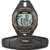 Timex Ironman Men&#8217;s Road Trainer Heart Rate Monitor Watch &amp; Mini Tool Box (ml)
