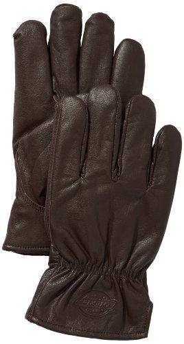 Dickies - Handschuhe Memphis, Guanti Uomo, Marrone (Dark Brown), Medium (Taglia Produttore: Medium)