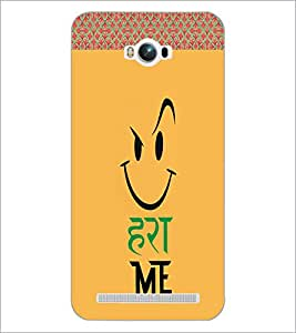 PrintDhaba Funny Image D-4502 Back Case Cover for ASUS ZENFONE MAX ZC550KL (Multi-Coloured)
