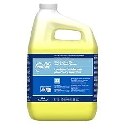 Proline #33 Disinfectant Finish Floor Cleaner - Gal. Closed -(1 CASE)