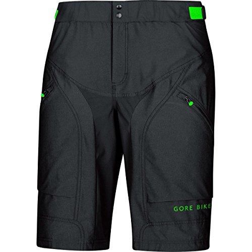 GORE BIKE WEAR, Men´s, Padded Mountain bike shorts, GORE Selected Fabrics, POWER TRAIL Shorts+, Size XXL, Black, TPOWSH Gore Cycle Shorts