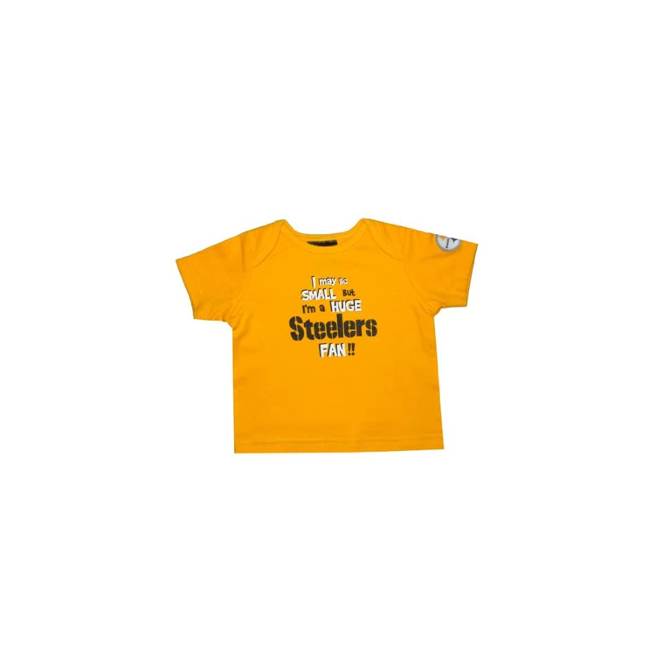 NFL Pittsburgh Steelers Infant Baby Comfortable Fit Short
