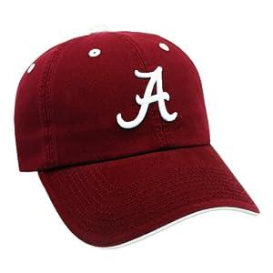 Alabama Crimson Tide Adult Adjustable Hat, Maroon