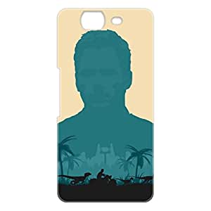 a AND b Designer Printed Mobile Back Cover / Back Case For Micromax Canvas Knight A350 (MIC_A350_3D_2997)