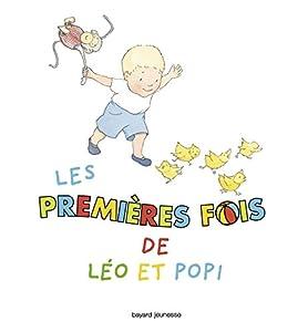 vignette de 'Les premières fois de Léo et Popi (Gaudrat, Marie-Agnès)'
