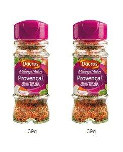 DUCROS - Melanges - Melange en flacons - Melange malin Provencal - 39 g - lot de 2