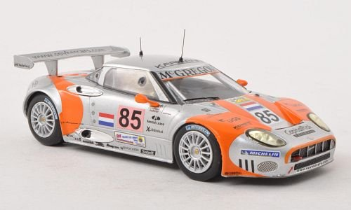 spyker-c8-spyder-gt2-r-no85-24h-le-mans-2006-model-car-ready-made-ixo-143