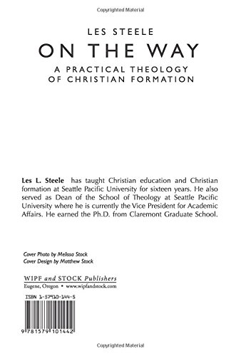 On the Way: A Practical Theology of Christian Formation