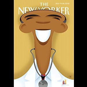 The New Yorker, July 9th & 16th 2012: Part 2 (Dexter Filkins, Michael Specter, James Surowiecki) Periodical