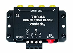 Xantech 78944 Four Way Signal Spliter (2-Pack)
