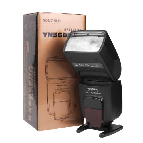 Yongnuo YN-568EX II Master Flash TTL HSS for