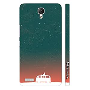 Xiaomi Redmi Note Under the Sky designer mobile hard shell case by Enthopia