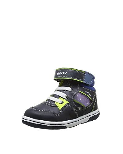 Geox Zapatillas abotinadas B Flick Boy