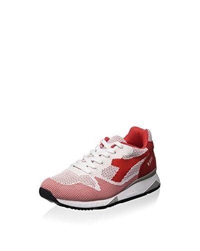 Diadora Zapatillas V7000 Weave Rojo