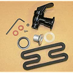 Container Rebuild Kit for Vitamix 3600 Blades with new Spigot & Action Dome Seal