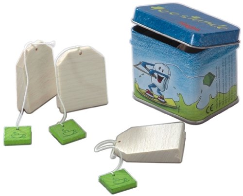 HABA Teatime tin- Play food