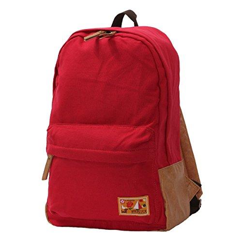 [アネロ]anello サクラクレパス リュックサック 通学バッグ マザーズバッグ 通学かばん 遠足リュック 子どもリュック a4対応 ワンサイズ あか
