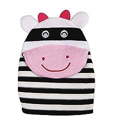PANACHE Cartoon Bath Glove, Style 1, Kids Loofah, Body Cleanser....