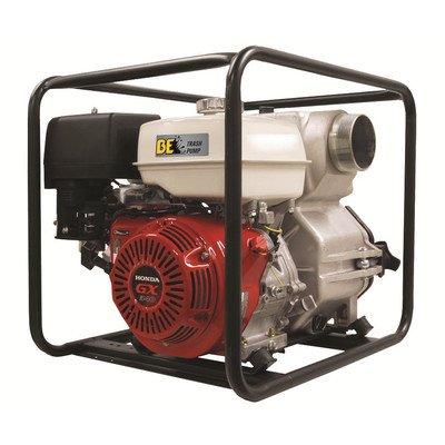 """Be Pressure Tp-4013Hm 4"""" Trash Pump, 580 Gpm, 13 Hp"""