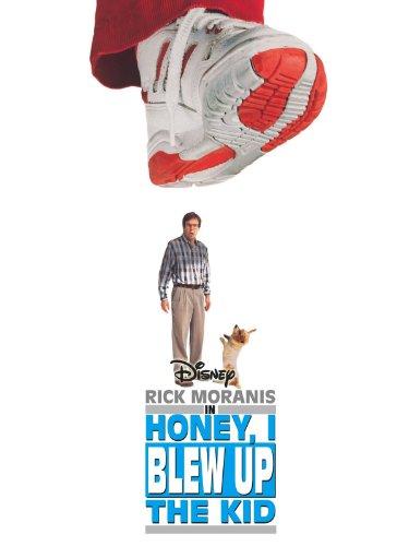 Amazon.com: Honey, I Blew Up The Kid: Rick Moranis, Marcia