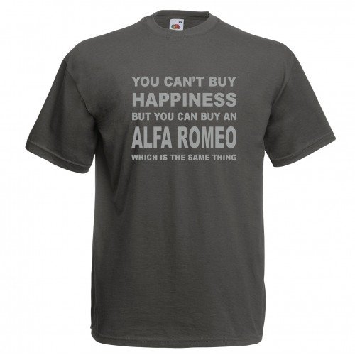you-cant-buy-happiness-but-you-can-buy-an-alfa-romeo-funny-t-shirt-sizes-s-xxl-various-colours