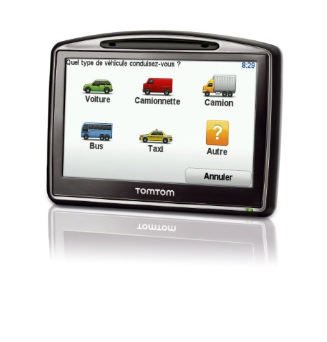 GPS Camion - TomTom WORK GO 7000 europe TRUCK