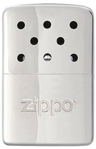 Zippo 6-Hour Hand Warmer, Chrome Silver
