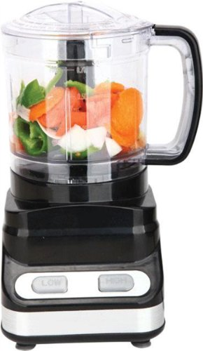 Brand New, Brentwood - 3 Cup (24 Oz) Food Processor - Black (Appliances - Small Appliances And Housewares) front-398340