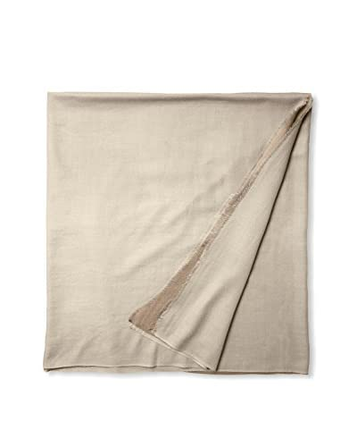 Suchiras Ombre Throw, Tan