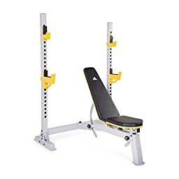 adidas Sport Deluxe Olympic Bench
