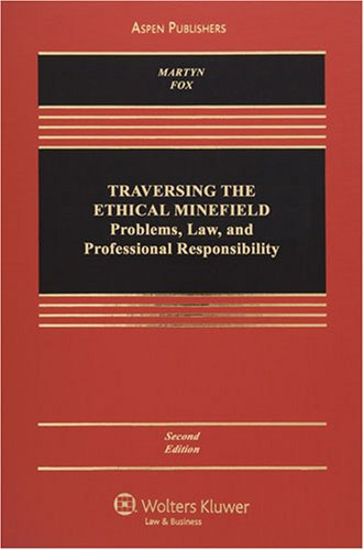 Traversing the Ethical Minefield: Professional...