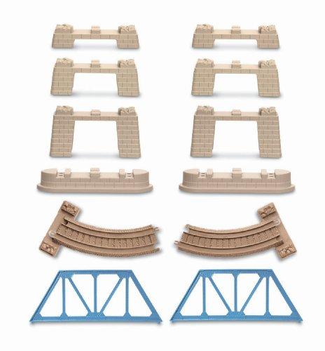 Il trenino Thomas T0211 - Espansione con ponte e binari