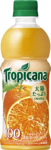 トロピカーナ 100% オレンジ 395ml×24本