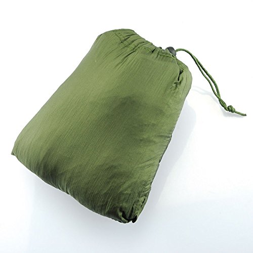 Harryshell tm portable high strength parachute camping for Outdoor hanging beds for sale