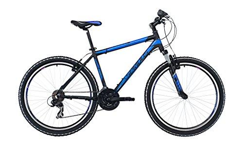 "Serious Rockville 26"" glowering/blue Rahmengröße 50 2016 MTB Hardtail"