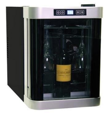 Haier Beverage Cooler front-17697