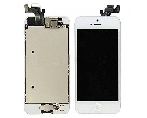 LCD Display & Touch Screen Digitizer Assembly Replacement for Apple iPhone 5C