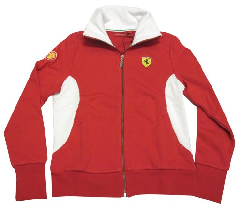 Ferrari F1 Team 007 - 600 - Felpa Donna, donna, Red, M