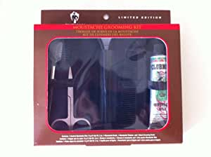 buy clubman pinaud moustache grooming kit limited edition online at low prices in india. Black Bedroom Furniture Sets. Home Design Ideas