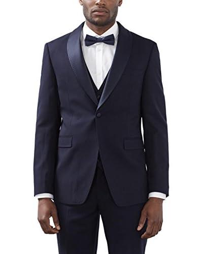 ESPRIT Collection Americana Hombre  Azul ES 44